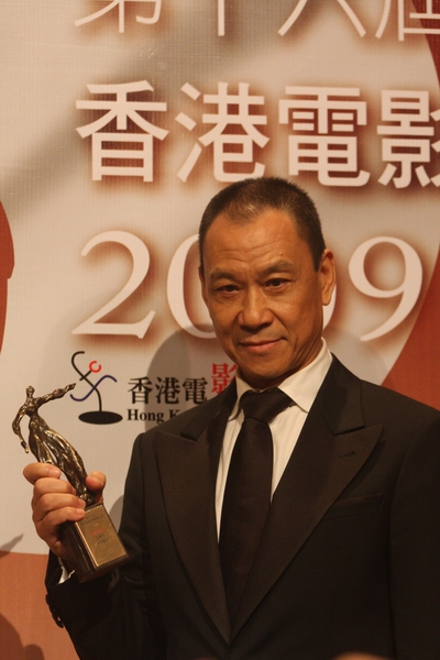 BODYGUARDS starts 2010 with its 1st BEST ACTOR Award