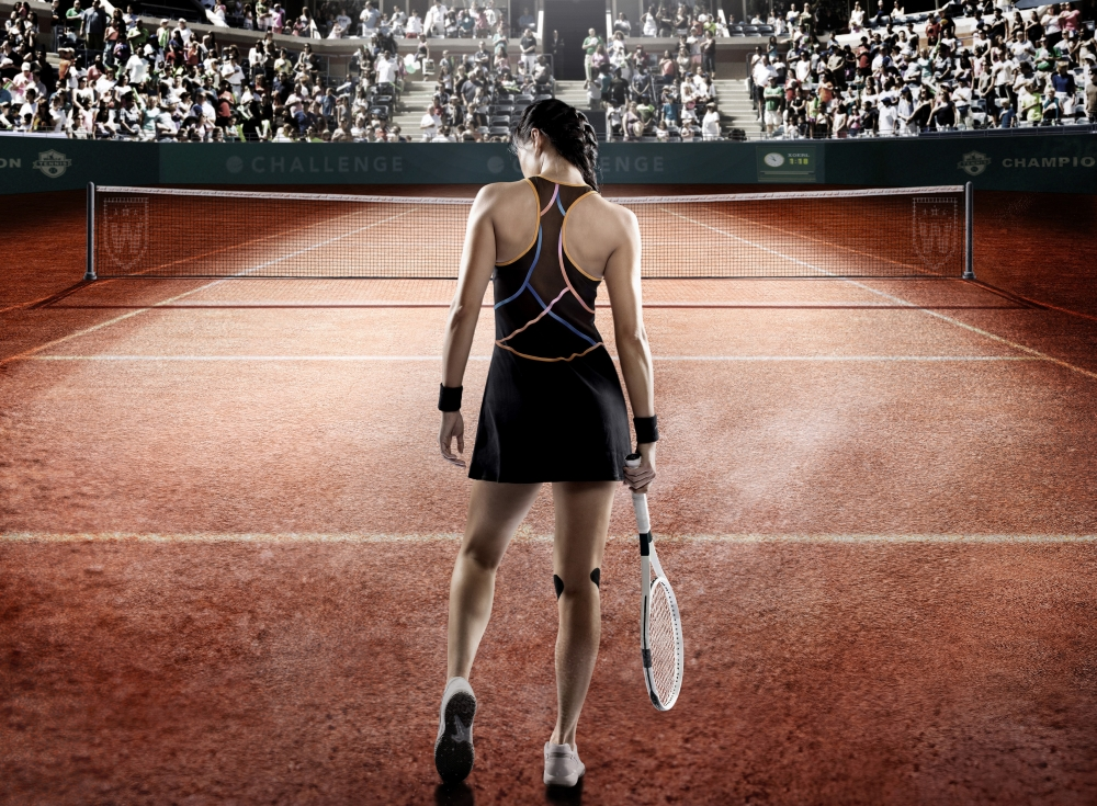 Official posters of LiNa signals final production complete, director Peter Chan Ho-sun approaches commercialization of sports film in an unconventional way.  The years appear in the 4 posters correspond to the 4 important stages in tennis player Li Na's life.